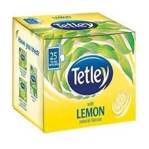 Tetley Green Tea Leaf 125 Grams