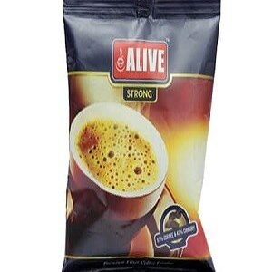 Alive Strong Premium Filter Coffee Powder 500 Grams