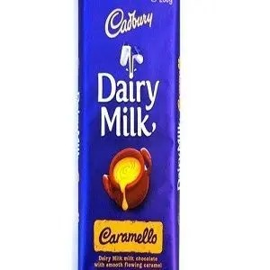 Cadbury Dairy Milk – Caramello, Imported, 200 gm