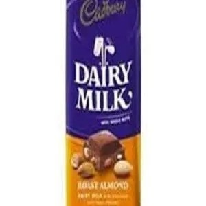 Cadbury Dairy Milk – Roast Almond, Imported, 200 gm