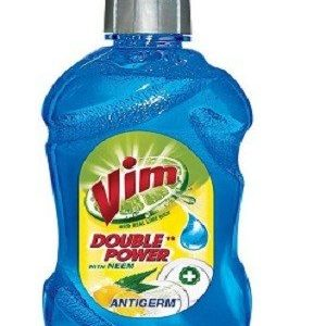 Vim Antigerm Double Power Dishwash Gel, Neem, 250 ml