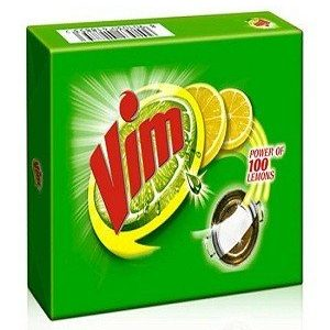 Vim Dishwash Bar, 75 gm
