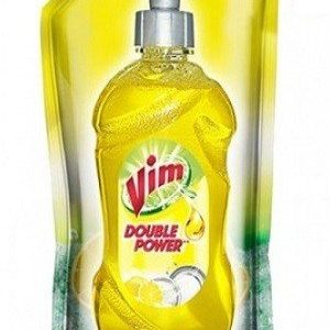Vim Dishwash Gel – Lemon, 115 ml