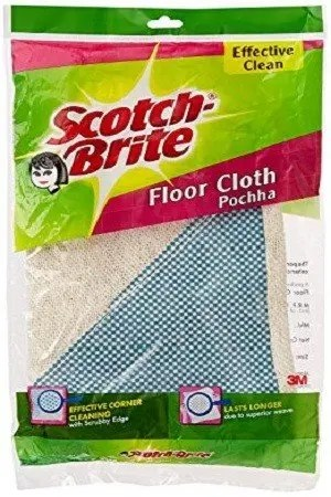 Scotch Brite Floor Cloth Pochha, 1 pc