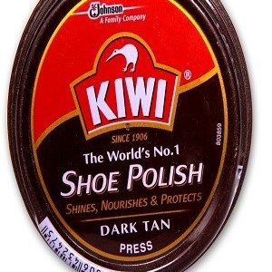 Kiwi Shoe Polish Black 15 Grams