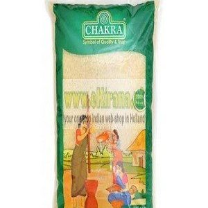 DN247 Popular Ponni Raw Rice / Pacharisi 5 kg Pouch