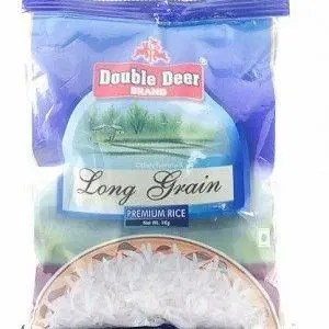 Double Deer Long Grain Premium Rice 1 Kg