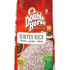 Double horse Rice – Sortex, 5 kg Bag