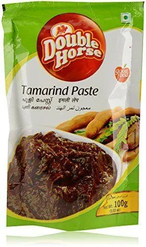 Double horse Tamarind – Paste, 100 gm Pouch