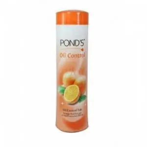 Ponds Oil Control Talc Orange Peel 100 Grams Bottle