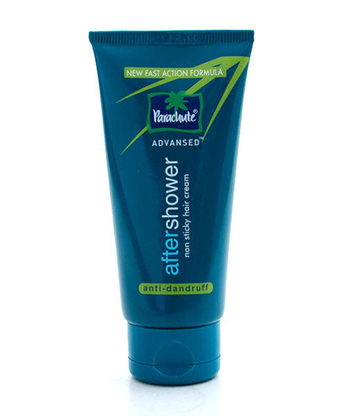Parachute After Shower Cream Anti Dandruff 50 Grams Tube