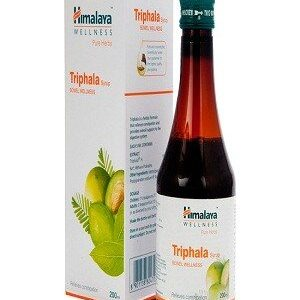 Himalaya Wellness Syrup Triphala 200 Ml