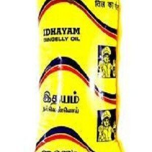 Idhayam Gingelly Oil 200 Ml Pouch
