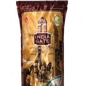 India Gate Basmati Rice – Classic, 1 kg Pouch