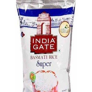 India Gate Basmati Rice – Super, 5 kg Bag