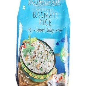 Kohinoor Basmati Rice – Authentic Super Silky, 1 kg Pouch