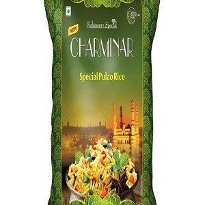 Kohinoor Charminar Special – Pulao Rice, 1 kg Pouch