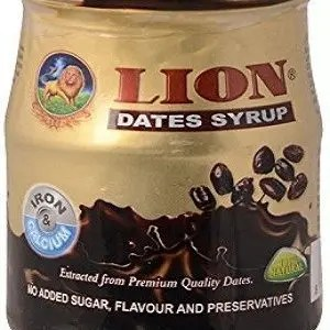 Lion Syrup – Dates, 250 gm Bottle