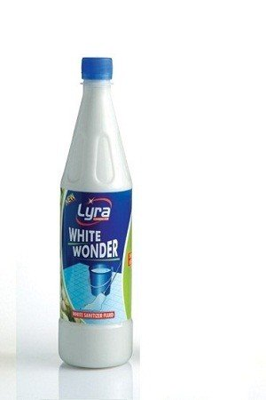 Lyra Star White Phenyl concentrate Rose 100ml