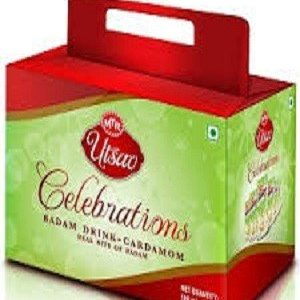 MTR Badam Drink Utsav Pack 6 Cans 1080 Grams