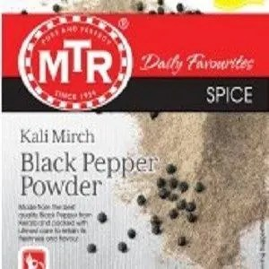 MTR Kali Mirch Black Pepper Powder 100g