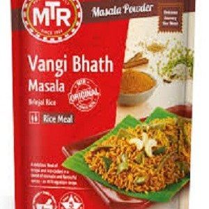 MTR Vangi Bhath Powder 100g