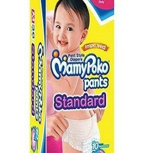 Mamy Poko Standard Pants – Medium, 7-12 Kg, 36 pcs Pouch