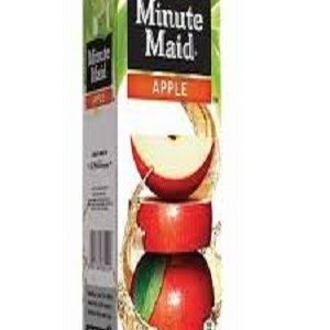 Minute Maid Juice Apple 1 Litre Carton