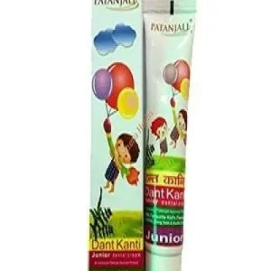 Patanjali Dant Kanti Junior Dental Cream 100 Grams Carton