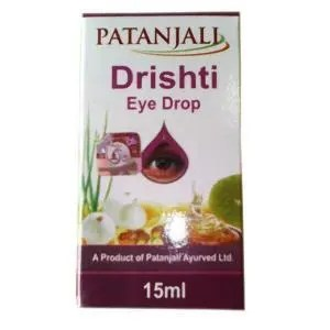 Patanjali Drishti Eye Drop 15 Ml