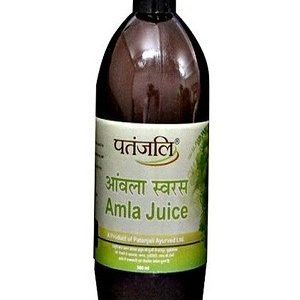 Patanjali Amla Juice 1000 Ml Bottle