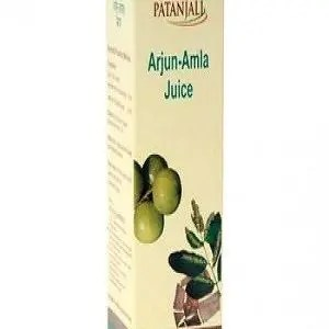 Patanjali Juice Arjun Amla 500 Ml Bottle