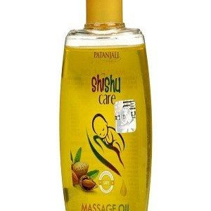 Patanjali Shishu Care – Massage Oil, 100 ml