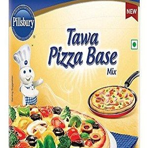 Pillsbury Tawa Pizza Base Mix, 300 gm