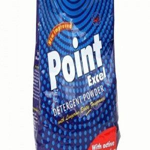 Point Detergent Powder Excel 1 kg Pouch