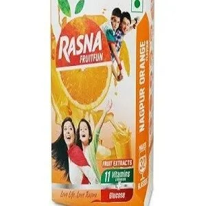 Rasna Fruitfun Nagpur Orange 120 Grams