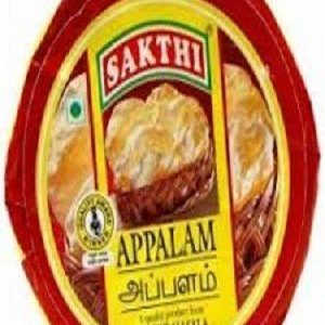 SAKTHI APPALAM 100 GM