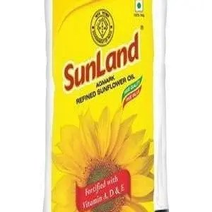 SUNLAND REFIND SUNFLOWER OIL 2LT BOT