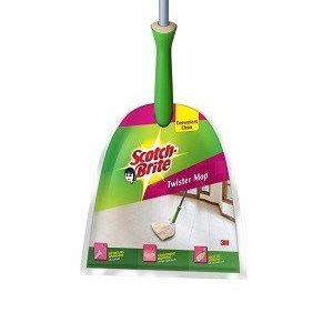 Scotch brite Twister Mop – Refill, 1 pc