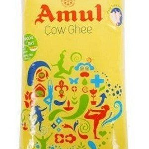 Amul Cow Ghee, 500 ml Pouch