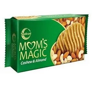 Sunfeast Moms Magic – Cashew & Almond, 200 gm