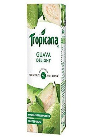 Tropicana Delight Fruit Juice Guava 1000 Ml