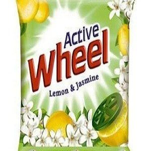 Wheel Detergent Powder Green Lemon & Jasmine 500 gm