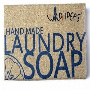 Wild Ideas Natural Hand Made Laundry Bar Soap 100 gm