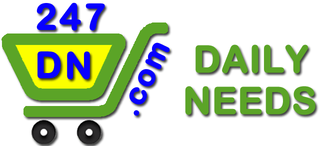 Daily Needs 247 Logo
