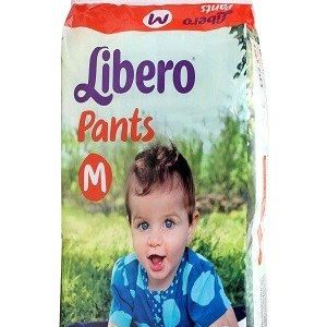 Libero Open Diapers M 40 pc