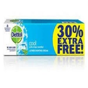 Dettol Lather Shaving Cream Cool 70 Grams Tube