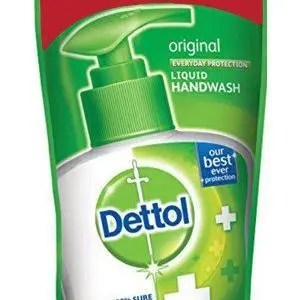 Dettol Hand Wash Original 185 Ml Pack Of 2