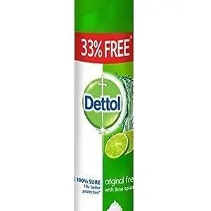 Dettol Shaving Foam Original Fresh 200 Grams