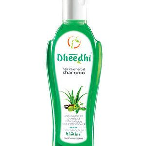 Dharthri Hair Care Herbal Shampoo 100 Ml